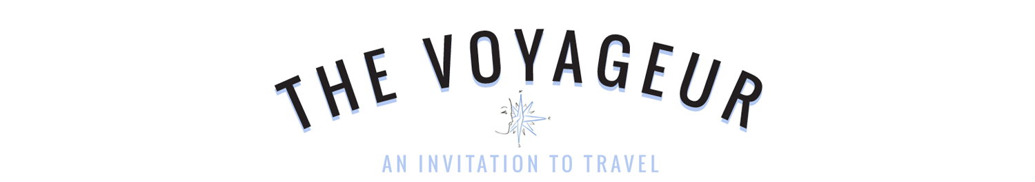 The Voyageur - an invitation to to travel