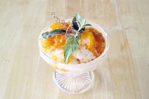 Small treasures : Apricot ice-cream, Portugal