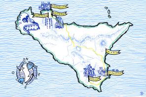 Itinerary : 12 days in Sicily, Italy