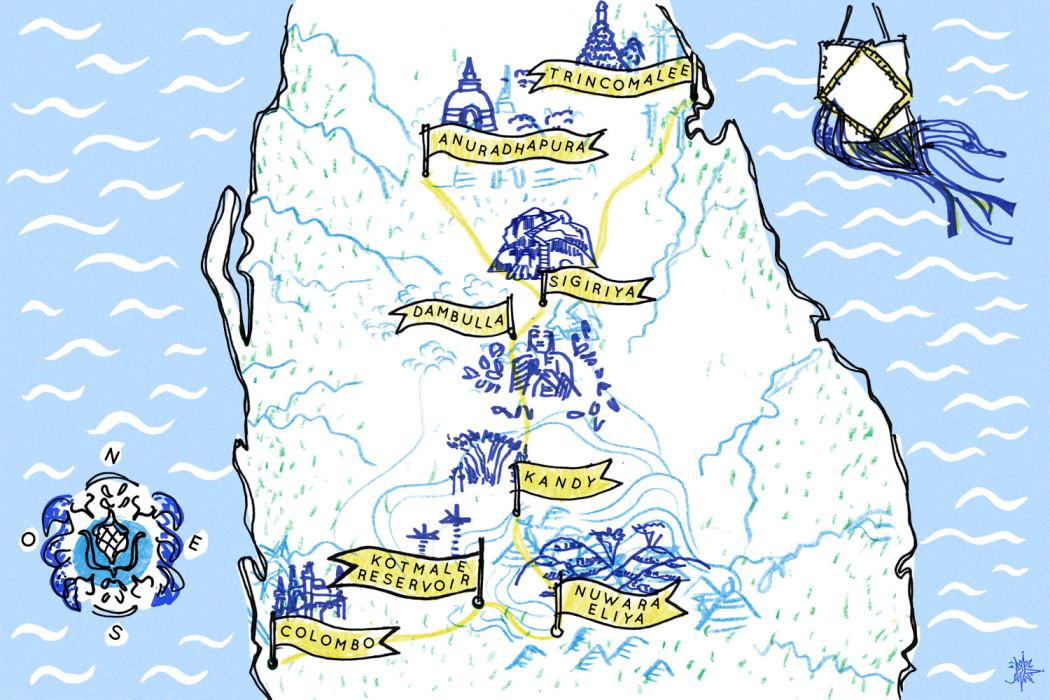 itinerary_srilanka_thevoyageur