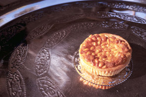 Local eats : Pine nuts pie, Leon, France