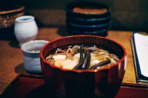Local eats : Soba noodles, Yamashiro, Japan