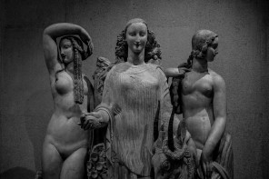 The detail : Calouste Gulbenkian museum, Lisbon, Portugal