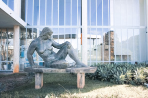 The place : Niemeyer's Pampulha, Belo Horizonte, Brazil