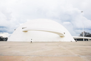 The mood : Brasilia in March, Brazil