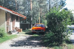 The mood : Keuruu in August, Finland