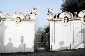 Feels special : Villa Borghese park, Rome, Italy