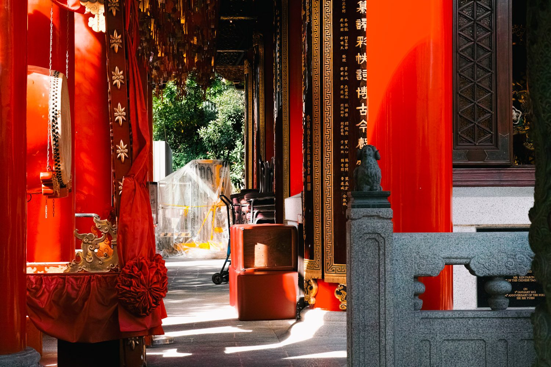 The Place Sik Sik Yuen Wong Tai Sin Temple Hong Kong